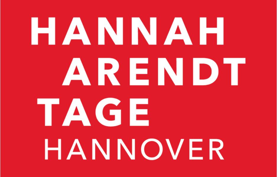 Hannah Arendt Lecture