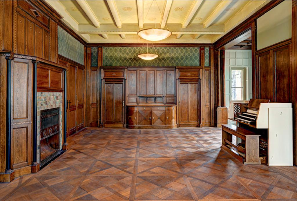 Esszimmer Villa Seligmann © Manfred Zimmermann
