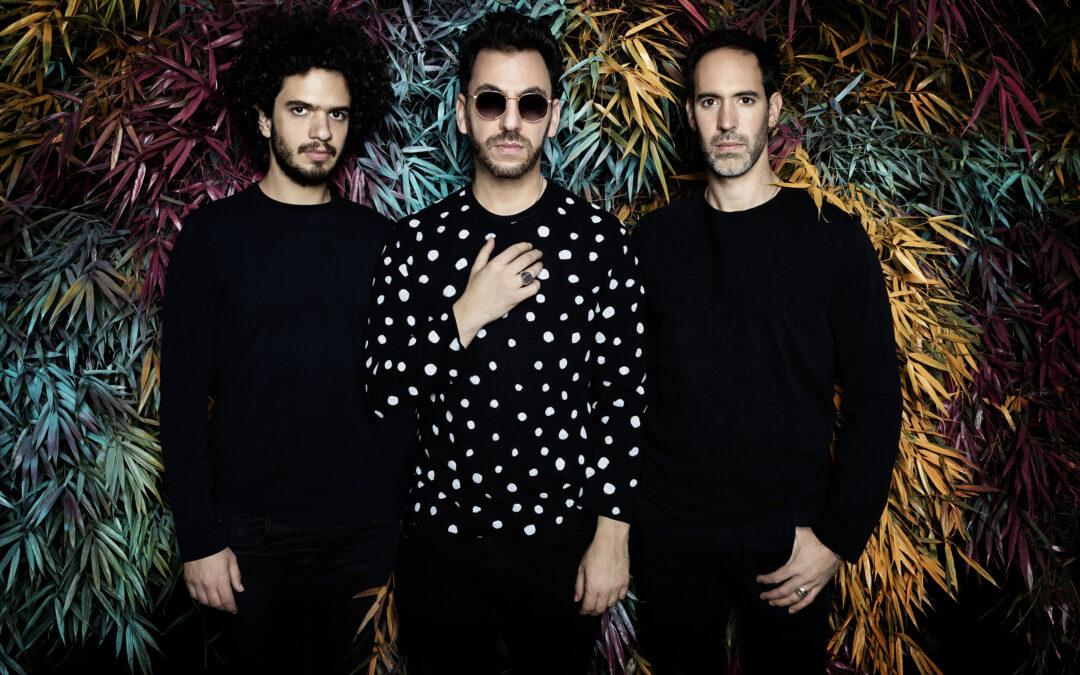 Omer Klein Trio LIVE im Gartenkonzert