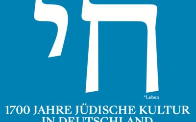 Veranstaltungsreihe 1700 Jahre Jüdische Kultur in Deutschland